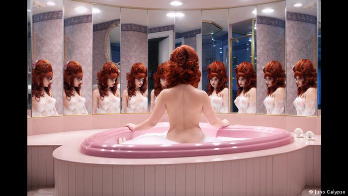 Virtual Normality – Women Net Artists 2.0 exhibition in Leipzig (Juno Calypso)