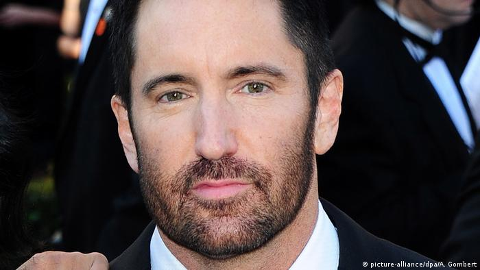 Filmmusikkomponist Trent Reznor (picture-alliance/dpa/A. Gombert)
