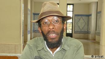 Manuel dos Santos, angolanischer Soziologe