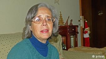 Manuela Serrano, Mitglied von Associação Tratado de Simulambuco