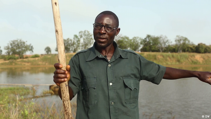 DW eco@africa Rennajj Fish Farm: A haven for Nigerian wetland wildlife