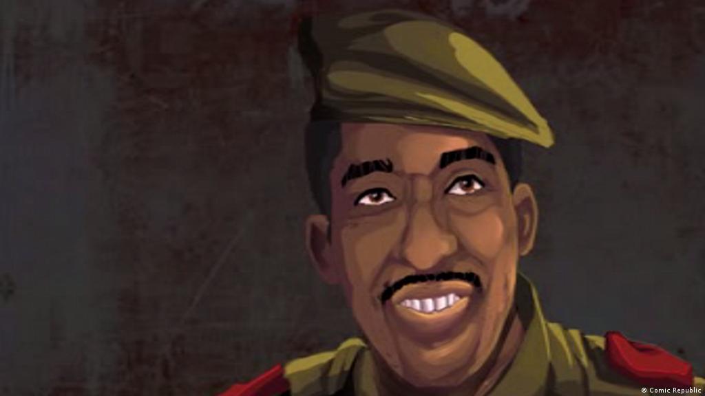 Image result for Thomas Sankara: An Upright Man