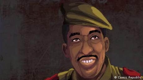 DW Videostill Projekt African Roots | Thomas Sankara, Burkina Faso