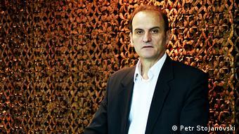 Mazedonien Ljupco Popovski (Petr Stojanovski)