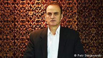 Mazedonien Ljupco Popovski