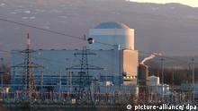 Slowenien Atomreaktor in Krsko