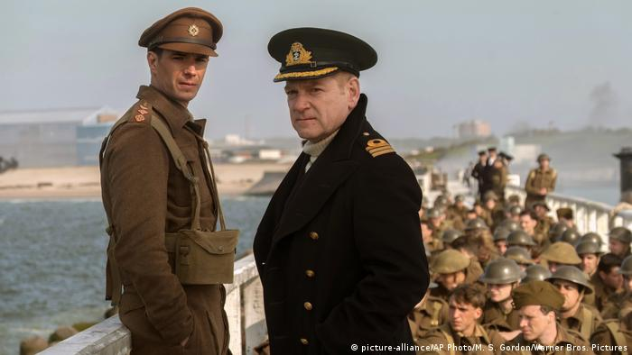 A still from Dunkirk (picture-alliance/AP Photo/M. S. Gordon/Warner Bros. Pictures)
