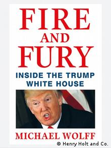 Cover von Fire and Fury