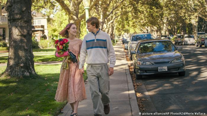 A scene from Lady Bird (picture-alliance/AP Photo/A24/Merie Wallace)