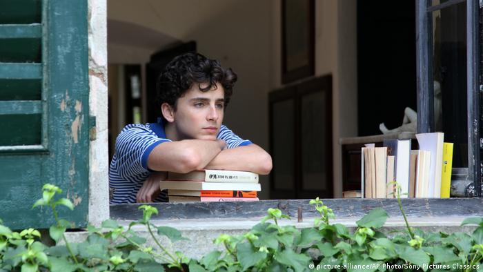 Chalamet as Elio in 'Call Me By Your Name' (picture-alliance/AP Photo/Sony Pictures Classics)
