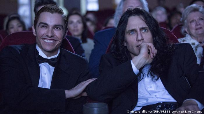 Filmstill The Disaster Artist (picture-alliance/ZUMAPRESS.com/New Line Cinema)