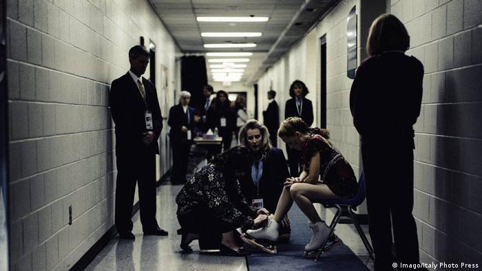 Una escena de I, Tonya.