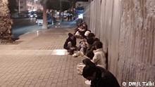 Marokko - Kinder illegaler Einwanderer nach Europa (c) DW/Ilham Talbi