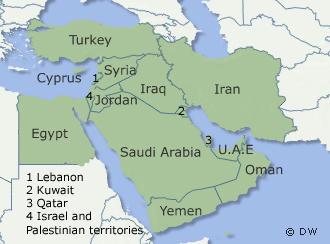 به رغم دوری از سوریه عربستان و قطر در مناقشه جاری این کشور نقش عمدهای دارند
