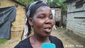 Welthungerhilfe Mosambik in der Provinz Zambezia (DW/M. Mueia )