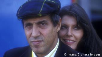 Adriano Celentano und Ehefrau Claudia Mori (Imago/Granata Images)