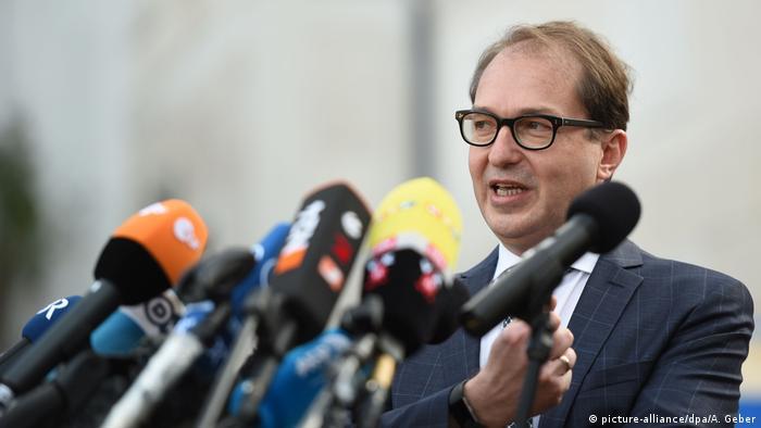 Fortsetzung CSU-Winterklausur | Alexander Dobrindt