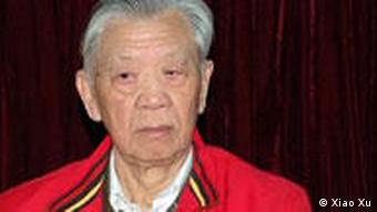 Zhang Sizhi: Die Staats- und Parteiführung hat gesehen, wie ernst die Probleme sind. (Foto: Xiao Xu)