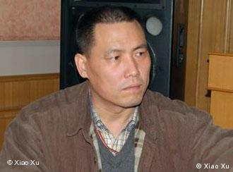 China Land und Leute Anwalt Pu Zhiqiang