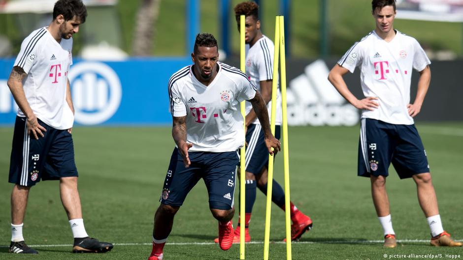 FC Bayern denkt in Katar an die Zukunft