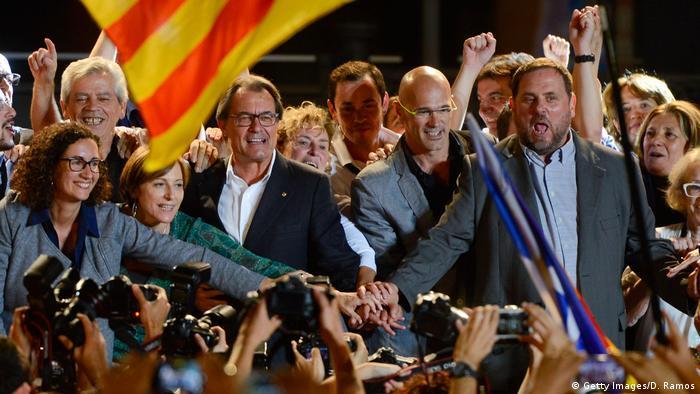 Spanien Oriol Junqueras, Ex-Vizepräsident der katalanischen Regionalregierung