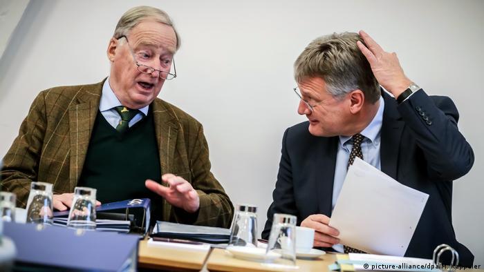 Alexander Gauland & Jörg Meuthen