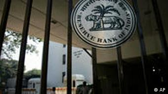 Reserve Bank of India in Mumbai