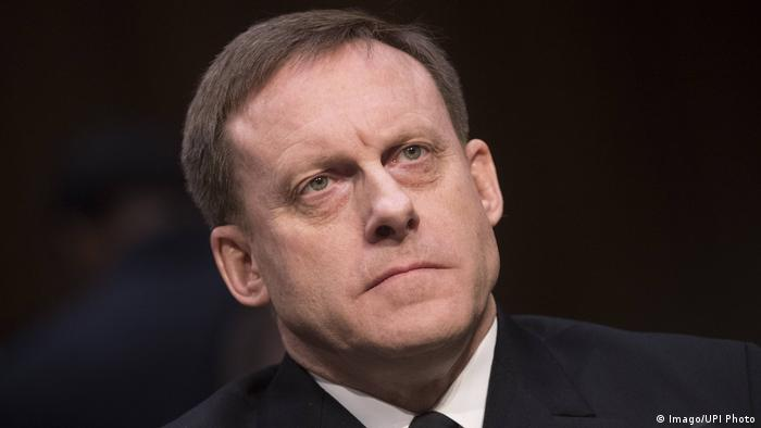 USA Michael Rogers NSA Direktor (Imago/UPI Photo)