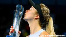 Tennis | Elina Svitolina gewinnt Brisbane International Turnier