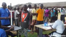 Gefangene von Manica werden auf HIV/AIDS geprüft