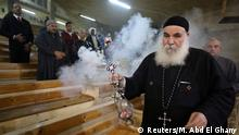 Ägypten Kopten feiern Heiligabend in Kairo