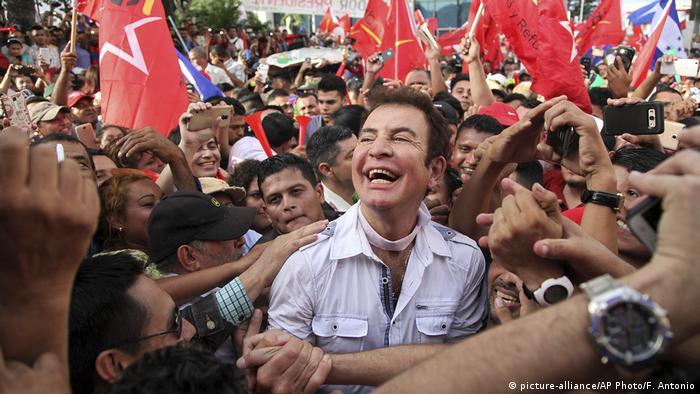 Honduras Protests | Salvador Nasralla