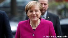 Futuro de Merkel depende de decisão dos social-democratas