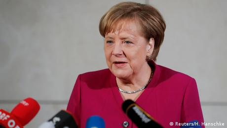 Меркель: ЄС має стати згуртованішим та швидшим у прийнятті рішень