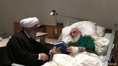 Випадок аятоли Шахруді: лікування