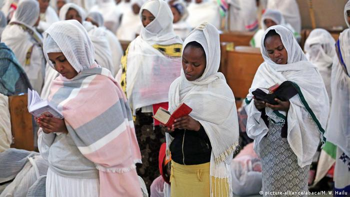 Ethiopian Orthodox Christians