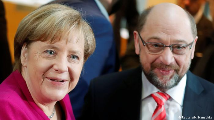 German SPD leader Schulz confirms will not take ministerial job