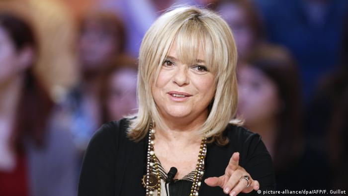 France Gall (picture-alliance/dpa/AFP/F. Guillot)