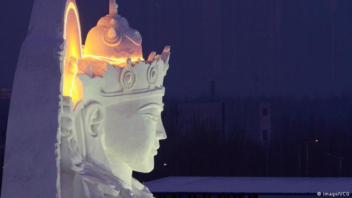 China | Eisfestival in Harbin (imago/VCG)
