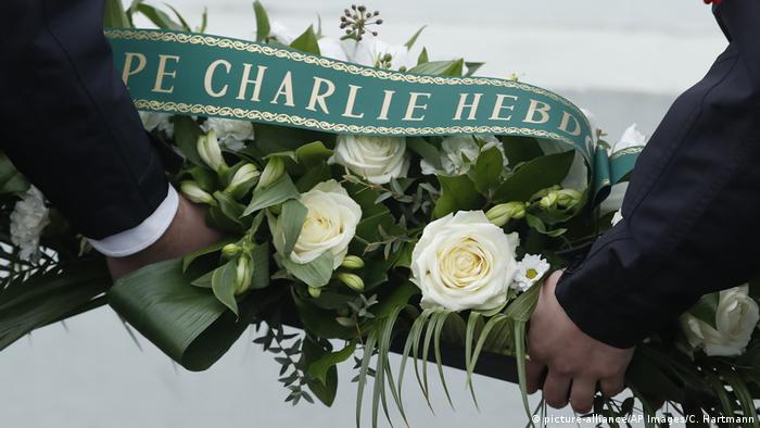 Mengingat korban Charlie Hebdo
