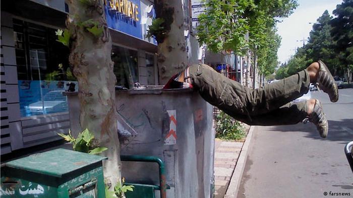 Iran Müllsucher