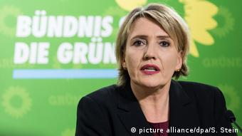 Simone Peter (picture alliance/dpa/S. Stein)