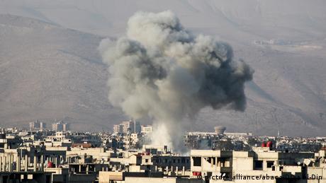 Сирійський уряд повідомив про захоплення міста Хараста в Східній Гуті