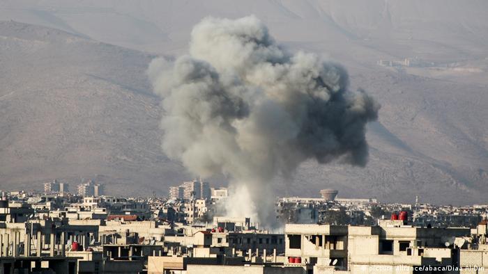 Внаслідок бомбардувань у Східній Гуті загинуло не менше 500 мирних жителів - спостерігачі