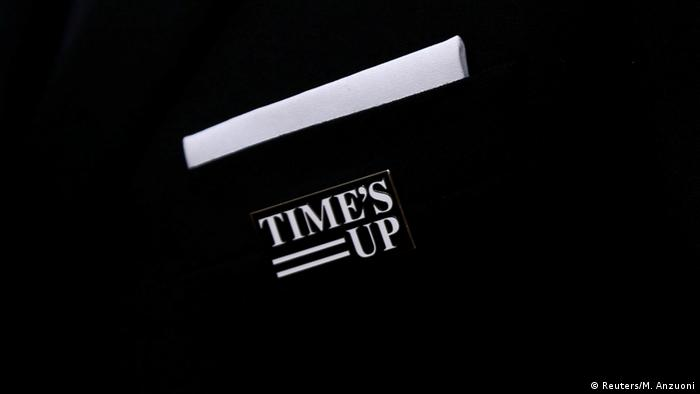 USA Golden Globes 2018 | Time's up (Reuters/M. Anzuoni)