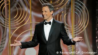 USA Golden Globes 2018 | Seth Meyers (Reuters/NBC/P. Drinkwater)