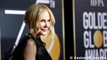 7.1.2018*** 75th Golden Globe Awards – Arrivals – Beverly Hills, California, U.S., 07/01/2018 – Actress Nicole Kidman. REUTERS/Mario Anzuoni