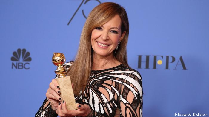 USA Golden Globes 2018 | Allison Janney (Reuters/L. Nicholson)