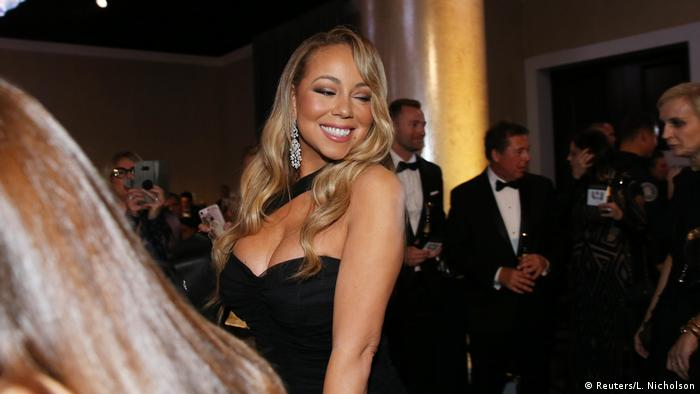 USA Golden Globes 2018 | Mariah Carey (Reuters/L. Nicholson)