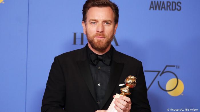 USA Golden Globes 2018 | Ewan McGregor (Reuters/L. Nicholson)
